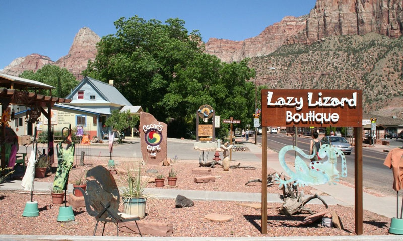 Hotels Lodging Near Zion National Park